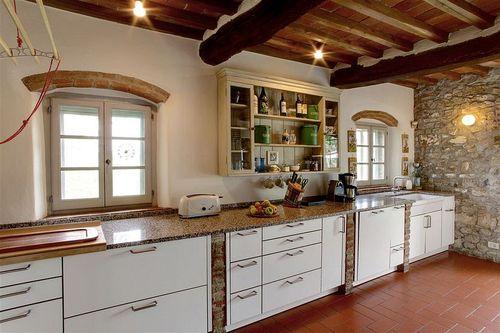 ferienhaus villa bernardi toskana urlaub in panzano in. Black Bedroom Furniture Sets. Home Design Ideas