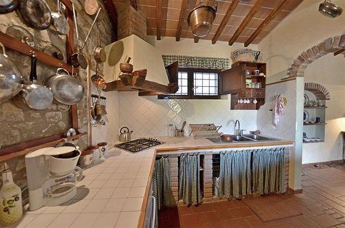 ferienhaus villa le piane 6 - le piane - toskana - urlaub in ... - Toskana Küche
