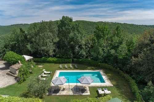 Fabulous Ferienhaus Casale la Canonica Toskana - Urlaub in Pietrafitta  SD76