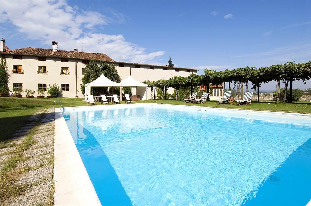 Ferienhaus Villa Buonvisi 22 Toskana - Urlaub in Lucca - Toskana Italien